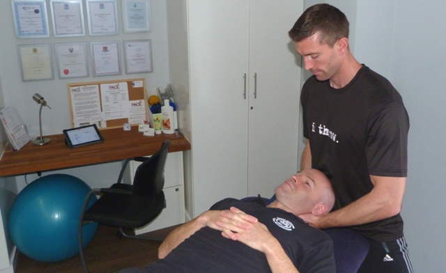 Physiotherapy Guildford Sam Bishop